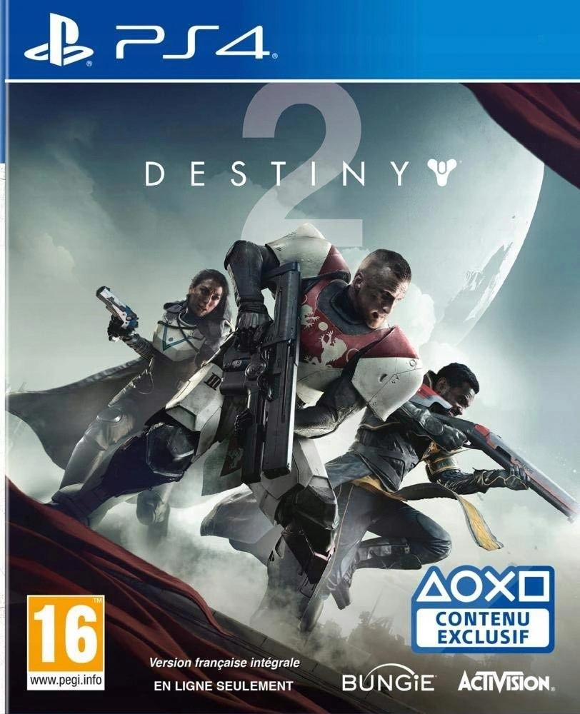 Destiny 2 PS4 Polski Dubbing PL NOWA