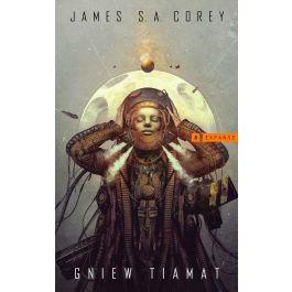 Ebook Gniew Tiamat, Expanse t.8, James S.A. Corey