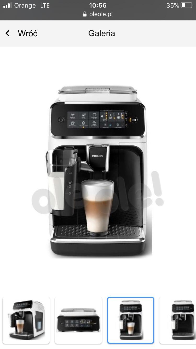 Philips LatteGo PREMIUM EP3243/50 ekspres do kawy