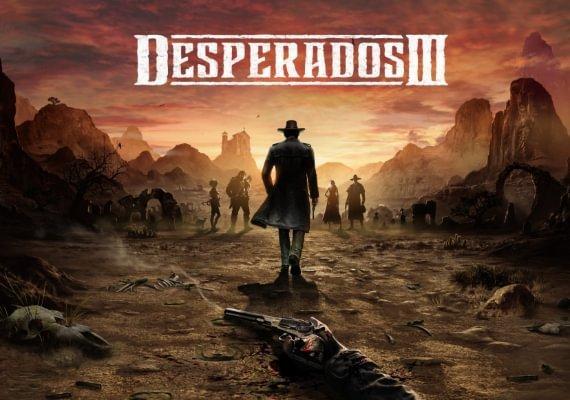 Gra PC Desperados 3