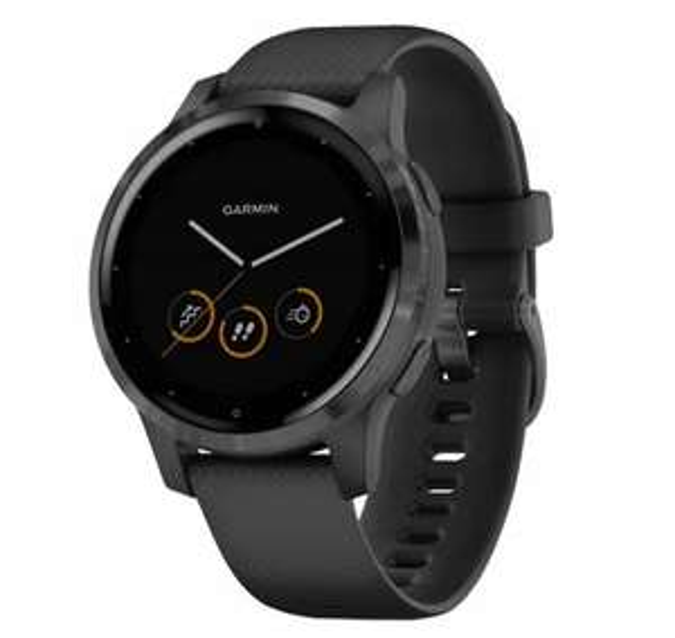 Smartwatch Garmin Vivoactive 4S Czarno Grafitowy