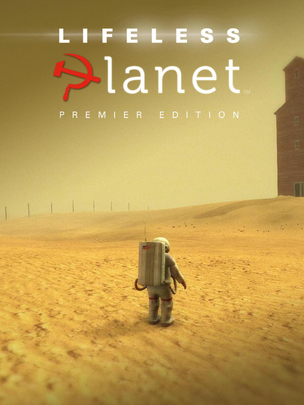 Lifeless Planet: Premier Edition za darmo w Epic Store od 09.07 do 16.07.