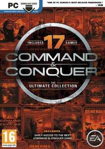 Command & Conquer The Ultimate Collection na PC (klucz Origin)