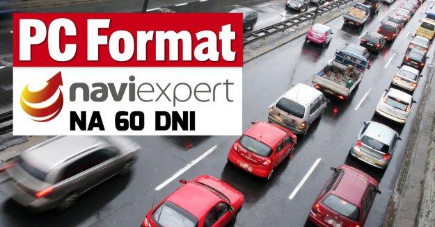 Navigacja NaviExpert na 60 dni gratis w PC Formacie