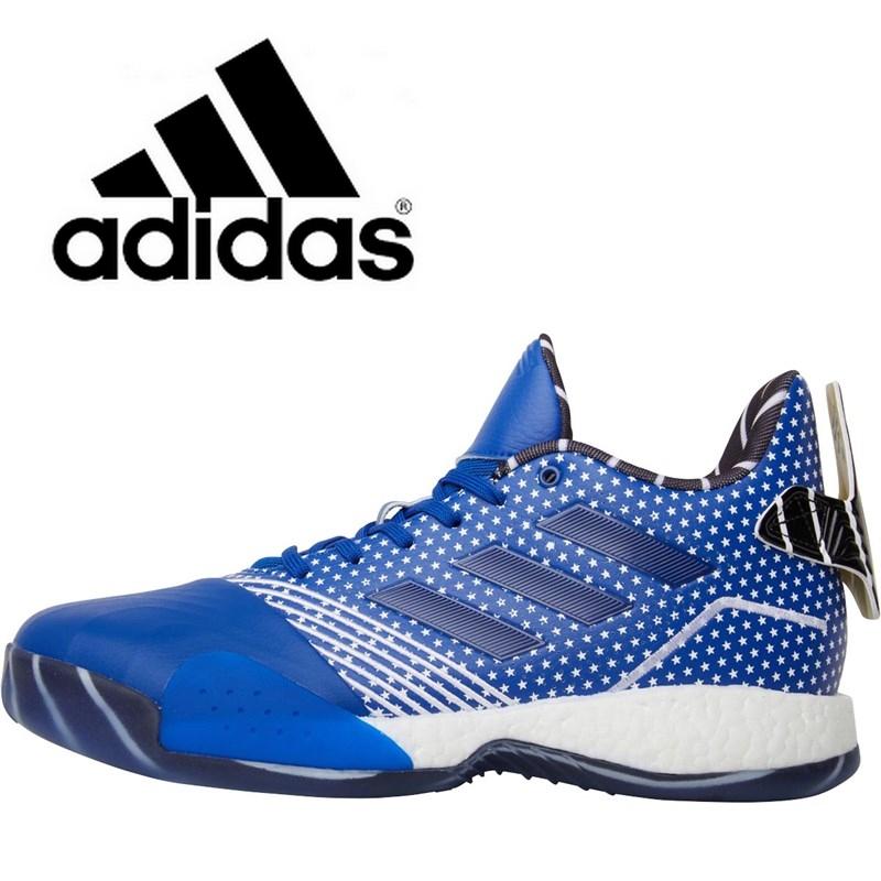 Adidas T-Mac Millennium - niebieskie buty do koszykówki r. 40-48 @Mandmdirect
