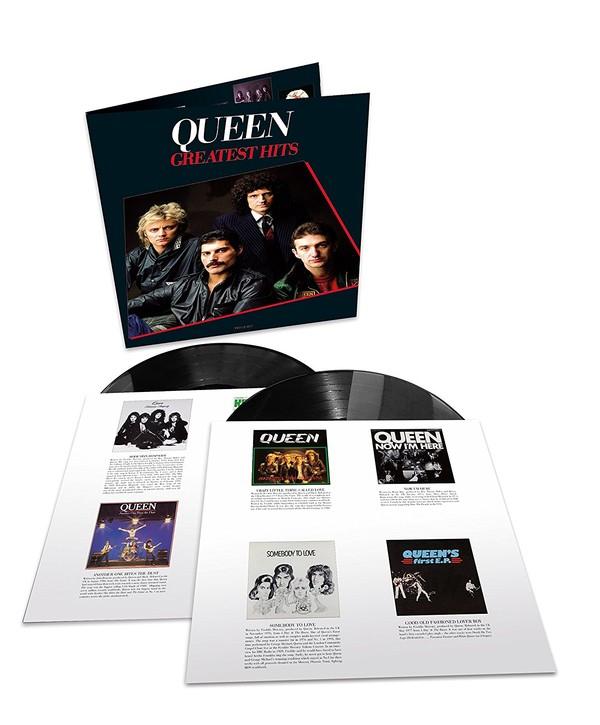 """Queen """" Greatest Hits"""" winyl, wydanie dwupłytowe"""
