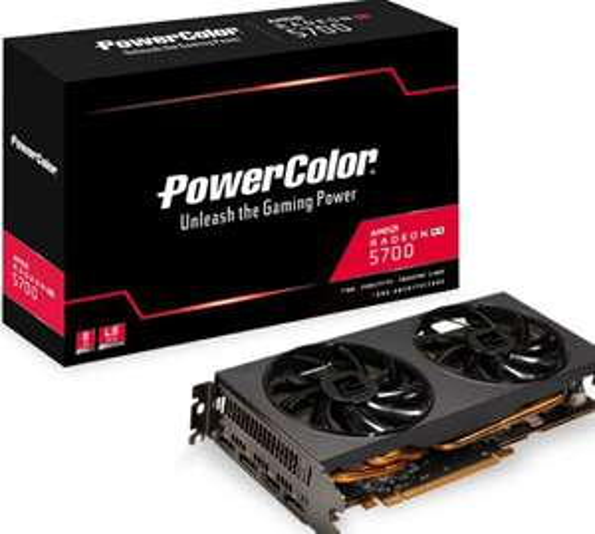 PowerColor Radeon RX 5700 - 8GB GDDR6 RAM - Karta graficzna/GPU