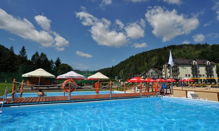 @Groupon Beskidy: 1-7 nocy dla 2 osób z wyżywieniem HB w Hotelu Zimnik - SPA i inne atrakcje