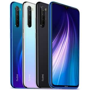 Xiaomi Redmi Note 8 4/64 139$