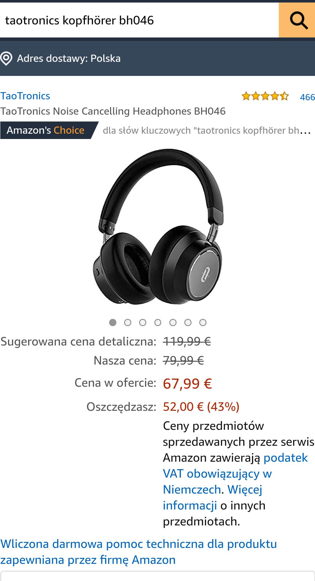 TaoTronic BH046 €67,99