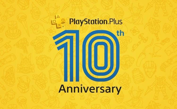 Darmowy motyw z okazji 10. rocznicy PlayStation Plus