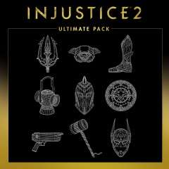 Injustice 2 Ultimate Pack PS4 Playstation Store (region US)