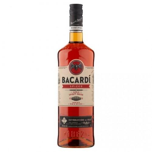 Bacardi Spiced 0,7l