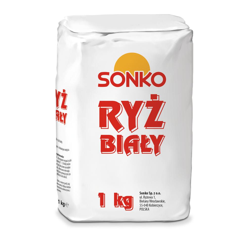 Ryż biały Sonko 1kg Birma