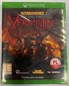 WARHAMMER VERMINTIDE: THE END TIMES PL / XBOX ONE