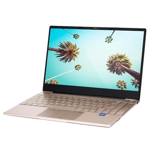 Notebook KUU K2 (Celeron J4115, 14.1 cala FHD, IPS, metalowa obudowa 8GB RAM, 256 SSD) z EU @Gearbest