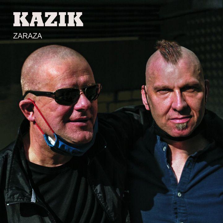 Kazik Zaraza CD