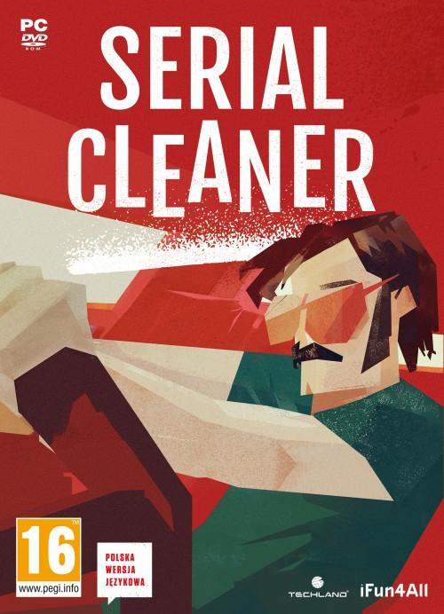 Gra PC Serial Cleaner - Edycja Premium BRUDNA ROBOTA