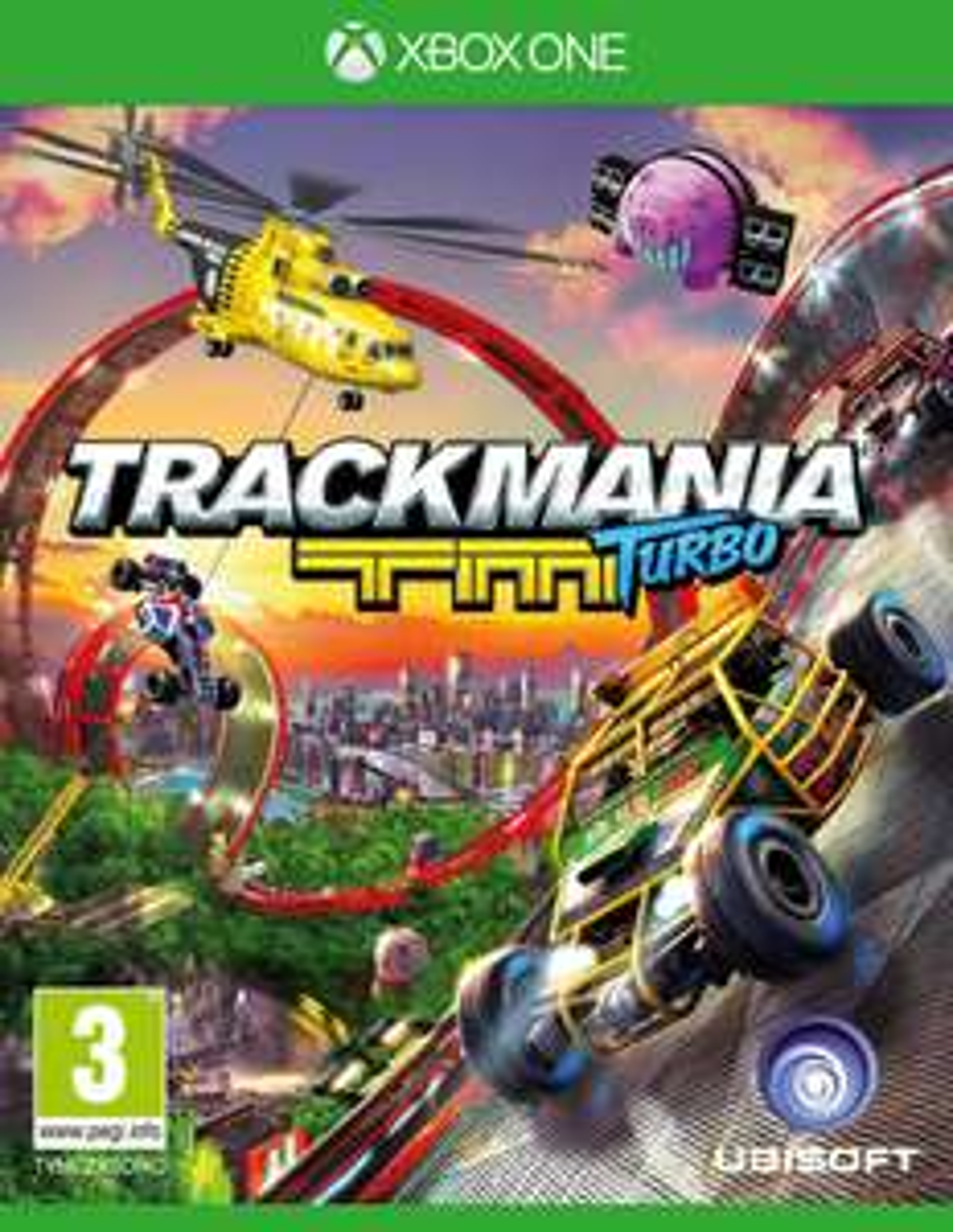 Trackmania Turbo (Xbox One) VPN