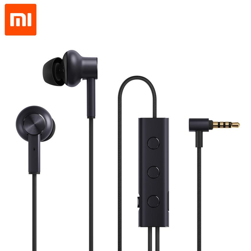 Słuchawki z aktywną redukcją szumów otoczenia Xiaomi Mi ANC wersja Jack i USB-C