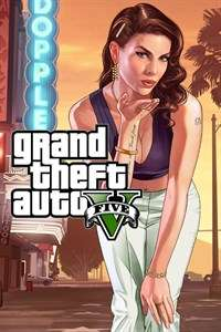 GRA Xbox One GTA V Edycja Premium (Microsoft Store PL) - dla użytkowników LIVE GOLD [możliwe 25,99 zł]