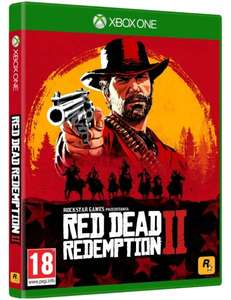 Red Dead Redemption II 2 XBOX ONE PL NOWA