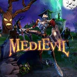MediEvil na PS4 (PlayStation Store)