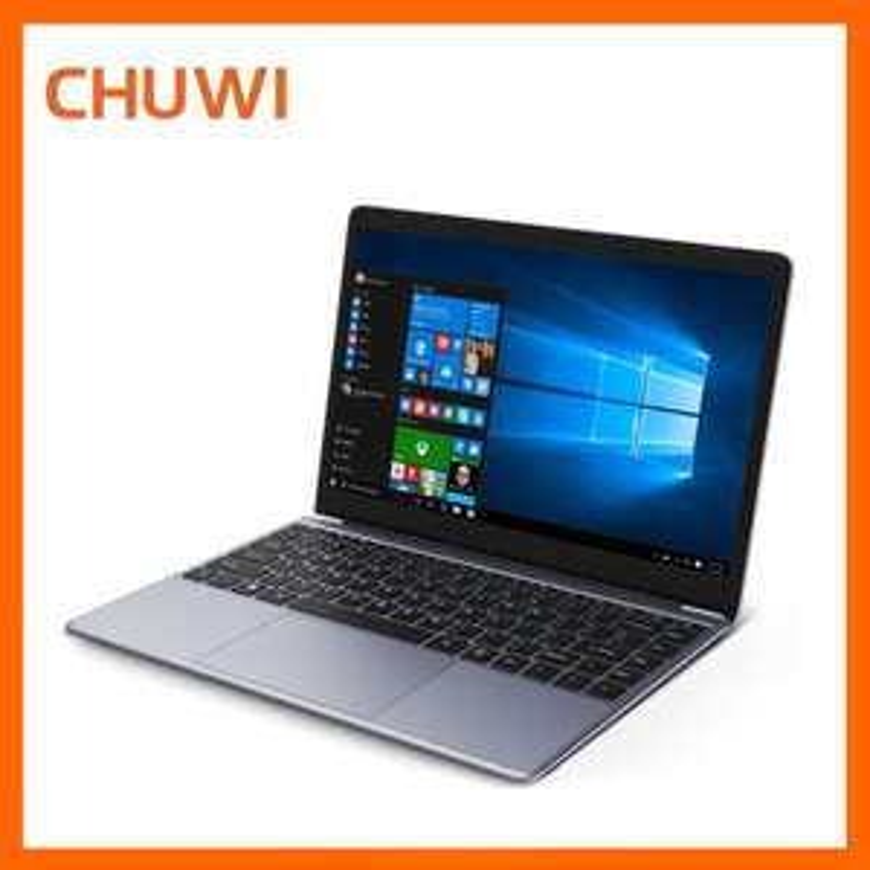 """Laptop CHUWI HeroBook Pro (14,1"""" FHD, Intel N4000, 8/256GB, Win10) z wysyłką Priority Line @DHgate"""