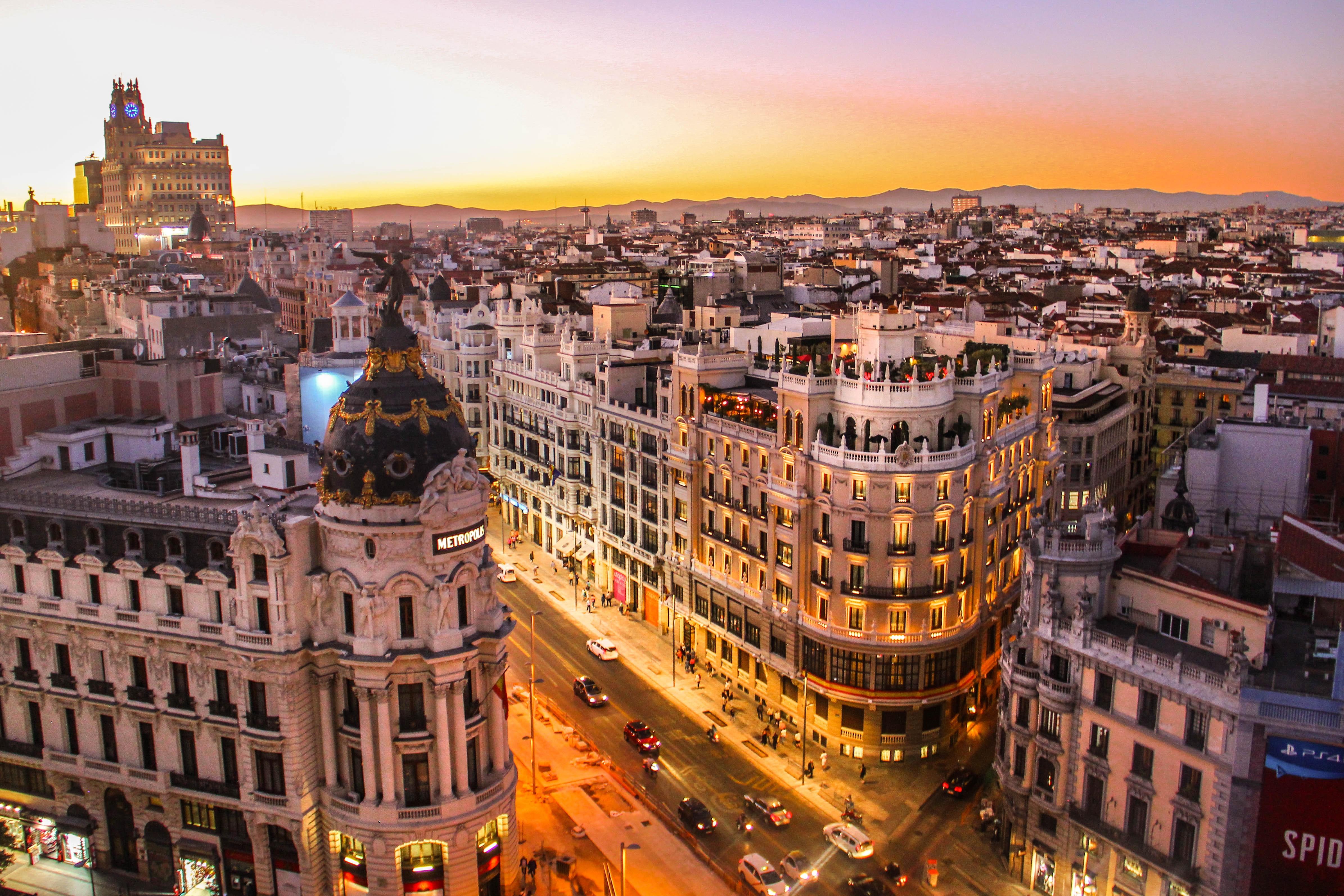 Dłuższy weekend w Madrycie