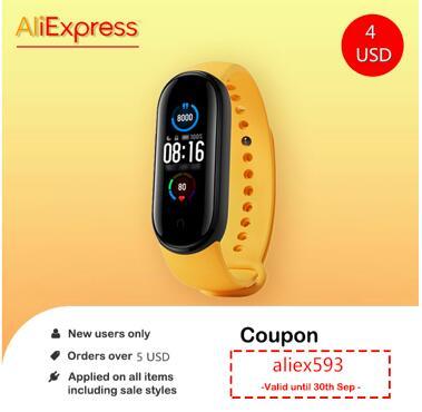 Kod rabatowy Aliexpress ($4 / zł15,87) -- nowi użytkownicy