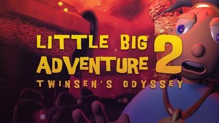 Gry z serii Little Big Adventure po 7,99