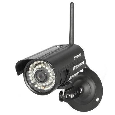 Sricam SP013 720P H.264 Wifi Megapixel IP Camera @Everbuying