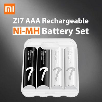 Xiaomi Baterie 4x AAA Akumulatorki - 1500 cykli @Gearbest