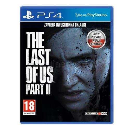 PS4 The Last Of Us Part II - Edycja Day One PL Darmowa dostawa