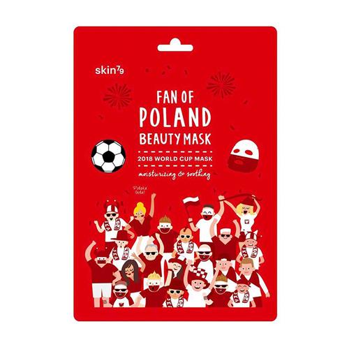 Maseczki w płacie SKIN79 Fan of Poland - KRÓTKA DATA