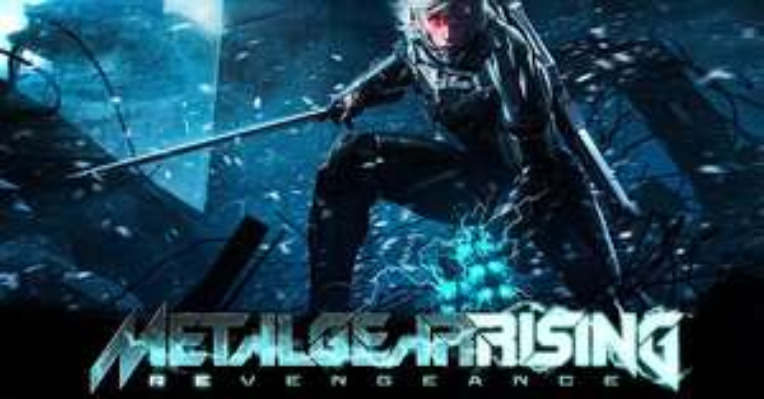 Metal Gear Rising PC