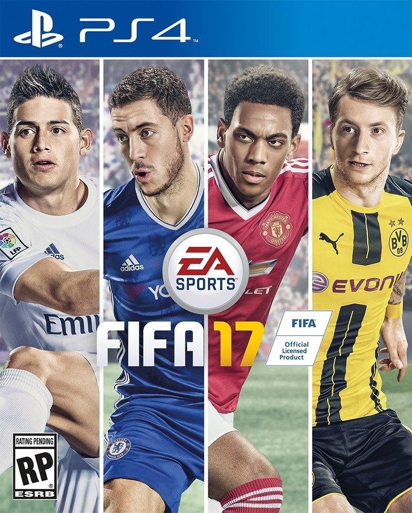 FIFA 17 na PC i konsole od 99 zł SFERIS