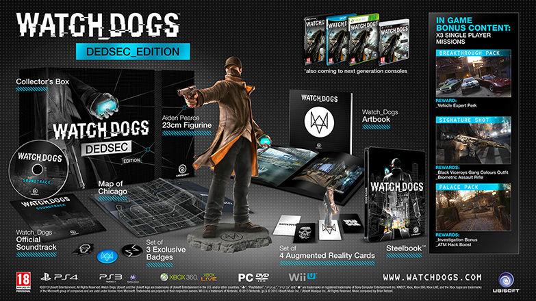 Watch Dogs - Dedsec Edition za ok. 166zł @ Uplay Shop