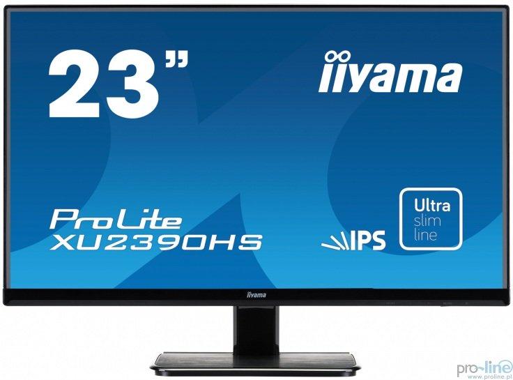 "Monitor iiyama ProLite XU2390HS-B1 (23"", IPS, Full HD, cienka ramka) 100zł taniej @ Proline"