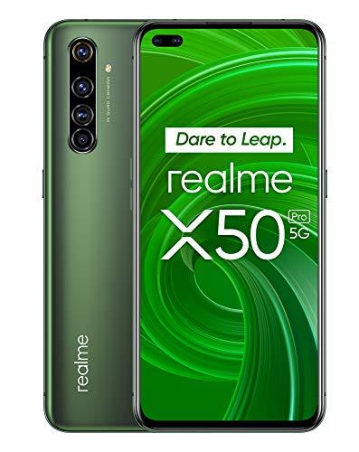 Realme X50 PRO 12+256GB 5G AMOLED 90Hz Snapdragon 865 @Amazon