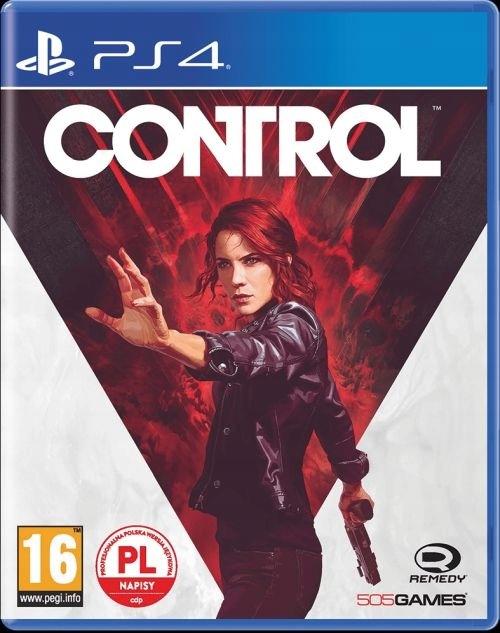 Control PS4 PL