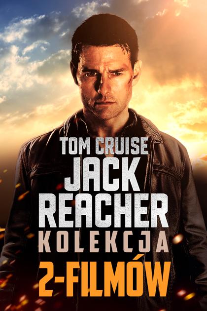 Jack Reacher: Kolekcja 2 Filmów i inne - Apple TV, iTunes, 4K, Dolby Vision, Dolby Atmos