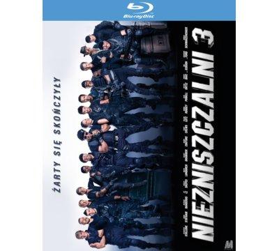 Niezniszczalni 3 (Blu-Ray) za 24,99zł @ Media Markt