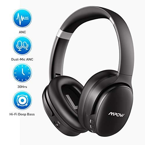 Słuchawki bluetooth z ANC Mpow H10 za 34.99EUR amazon.de