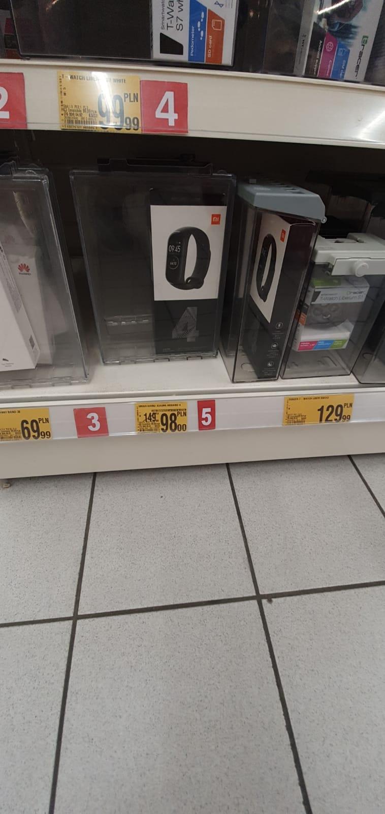 Xiaomi Mi Band 4 w Auchan