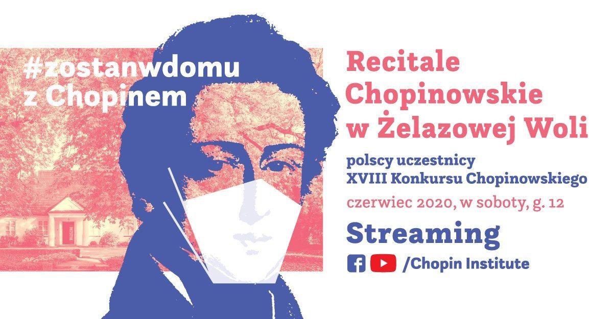 Recital Chopinowski w Żelazowej Woli