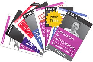 50% zniżki na wybrane e-booki i video tutoriale dla programistów @ O'REILLY
