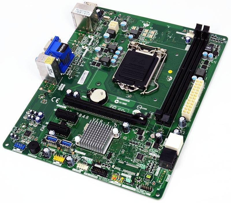 PŁYTA GŁÓWNA MS-7848 i3 i5 i7 DDR3 SATA3 s.1150
