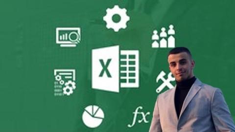 Darmowy kurs Excela na Udemy