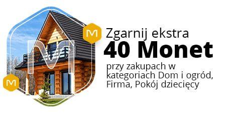 Allegro, +40 Monetprzy zakupach od 600 zł w kategoriach Dom i ogród, Firma, Pokój dziecięcy